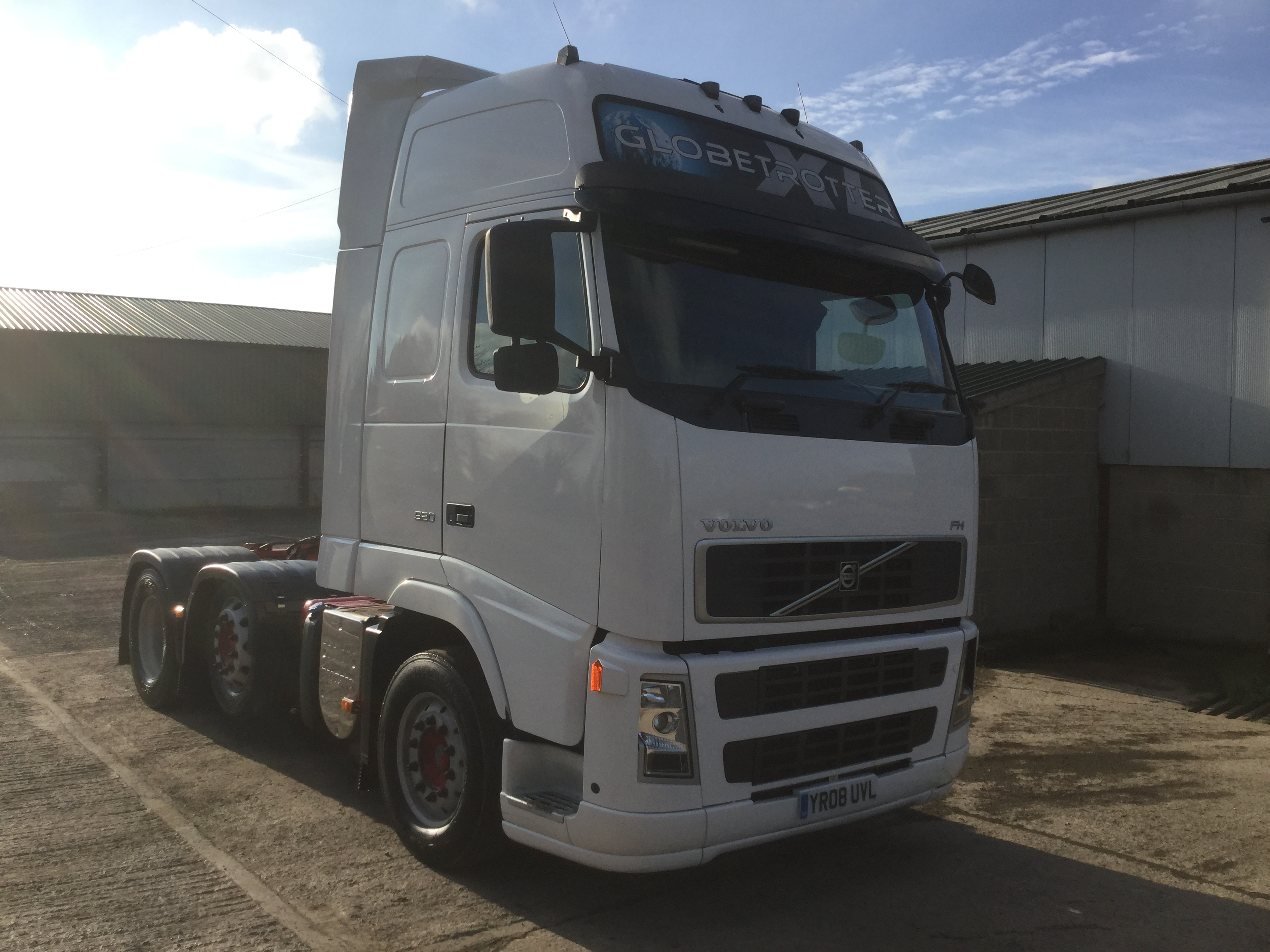 2018 volvo fh. beautiful volvo 2008 volvo fh13 520 globetrotter xl for 2018 volvo fh